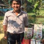 Anh Lê Minh Nhật – chủ sáng lập bột ngũ cốc tăng cân MEBIGCO