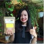 Lê Thị Thơm và sản phẩm tinh bột nghệ HOMIE