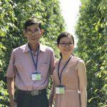 Đặng Thị Như Hà - giám đốc công ty Dagiaco